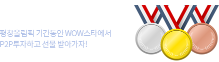 [WOW스타] 평창올림픽 이벤트