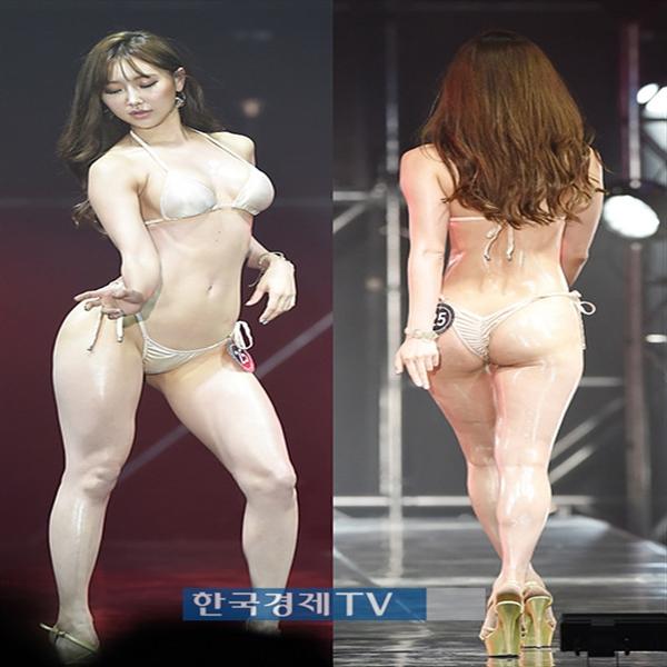 [포토]`올스타클래식` 김아름, 앞도 뒤도 섹시해