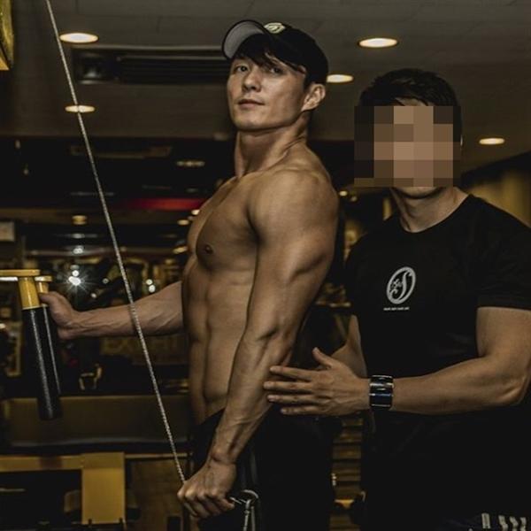 심형탁, 체지방 제로 성난 근육 '트레이너도 놀랄 몸매'