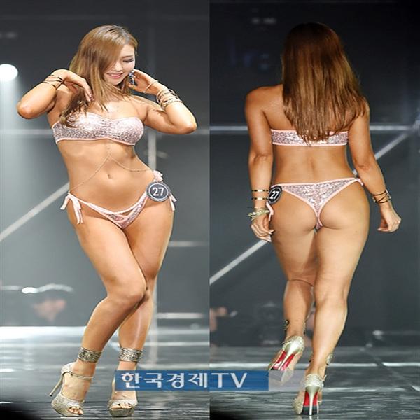 [포토]`올스타클래식` 김지연, 앞도 뒤도 섹시해