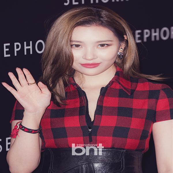 [bnt포토] 선미 '안녕?'