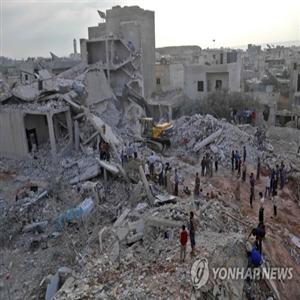 공습,시리아,시리아인권관측소,시리아군