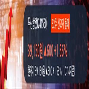 두산밥캣,창구,외국계,증권사