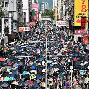 홍콩,성장률,무역전쟁,시위,올해,송환법