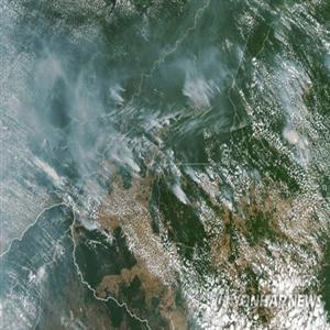 산불,아마존,기후변화,전문가,대형,기록,역대