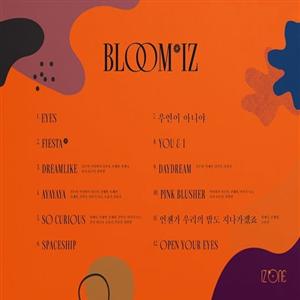 타이틀곡,정규앨범,트랙리스트,아이즈원