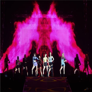 블랙핑크,무대,일본,도쿄돔,공연,공연장,현지,마지막,관객,위해