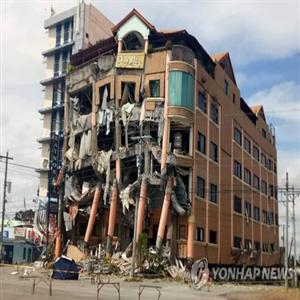 건물,필리핀,지진,규모,현지,사진,피해,보도