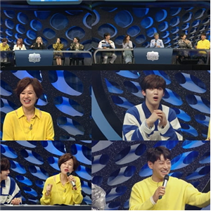파트너,김요한,가수,박미선,문희준,이은미