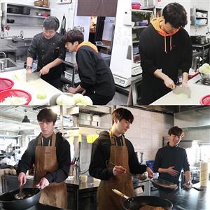 정일우,셰프,요리,야식남녀,박진성