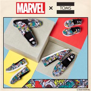탐스,국내,브랜드,마블,신발,올해