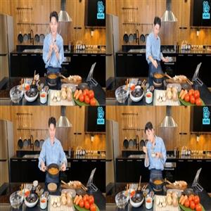 김희재,미스터트롯,요리,라이브