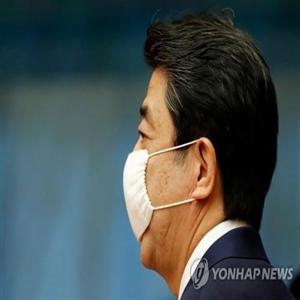 일본,아베,코로나19,지지율,대응,총리,긴급사태,자민당