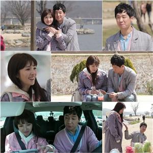 김경란,노정진,데이트,모습,방송