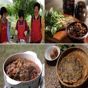 발효,식초,밥상,고들빼기,음식,어머니,마을