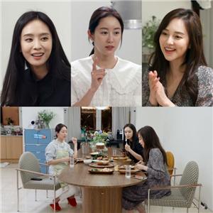 전혜빈,박정아,아유미,스토