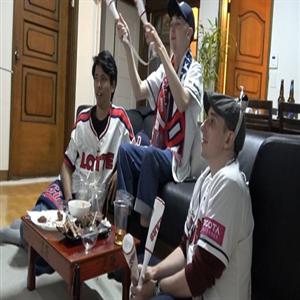 야구,한국,집관,타일러