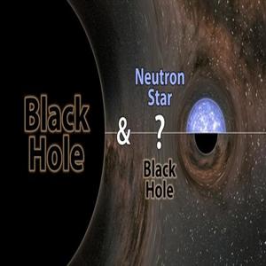 블랙홀,질량,중력파,천체,중성자,관측,가장
