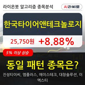 한국타이어앤테크놀로지,기사,보이