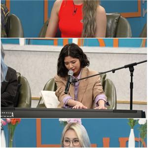 안예은,공민지,제이미,공개,비디오스타,무대,출연,2ne1,고백,방송