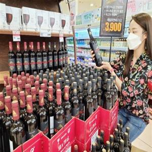 와인,롯데마트