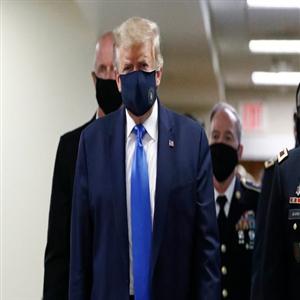 마스크,사망자,트럼프,미국,대통령,이날,코로나19,착용,다시