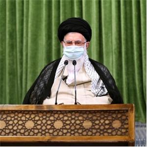이란,마스크,최고지도자,모습