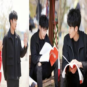 이기택,캐릭터,하림,서울2,촬영,모습