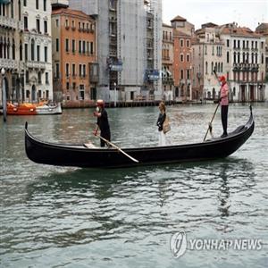 곤돌라,베네치아,관광객