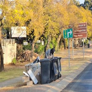 쓰레기,남아공,넝마주이,쓰레기통,분리수거,수거