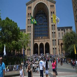 대성당,아파레시다,브라질,성당,교황,신자