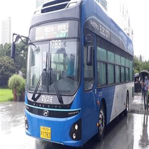 수소전기버스,수소,버스,전주시,운행,시내버스,보급