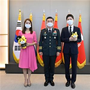 이지애,육군,홍보대사,정책