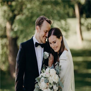 총리,결혼식,핀란드