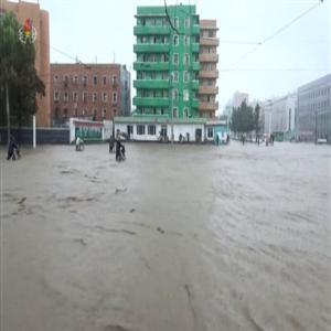 대동강,홍수,저수지,중급경보