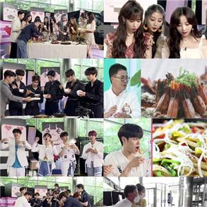 셰프,임성근,푸드,글로벌,아이돌