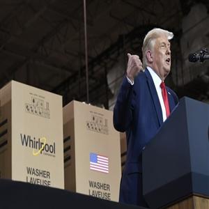미국,트럼프,관세,대통령,세탁기,한국