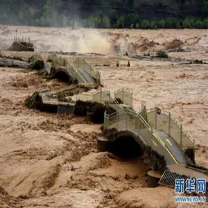 유역,홍수,창장,중국,산시