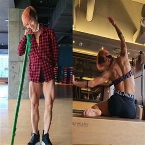 김혜선,운동