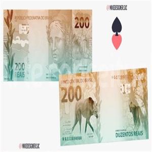 지폐,중앙은행,발행,브라질