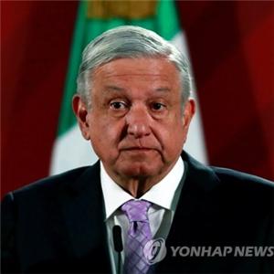 멕시코,대통령,사망자,코로나19,로페스,인구