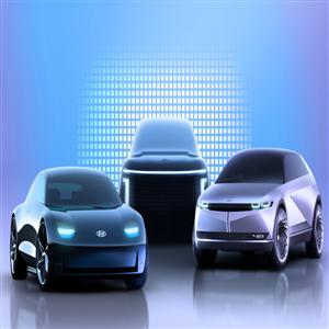 전기차,아이오닉,브랜드,전용,현대차,위해,적용,모빌리티,디자인,세계