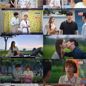 송다희,결혼,이상,윤재석,안방극장,방송,모습
