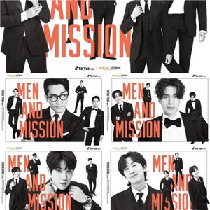 포스터,김범,이광수,송승헌,이동욱