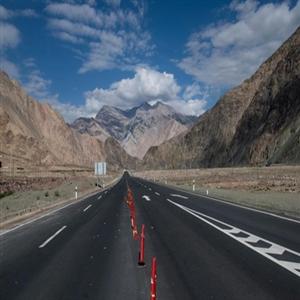 파키스탄,중국,카슈미르,인도,지역,고속도로,잠무