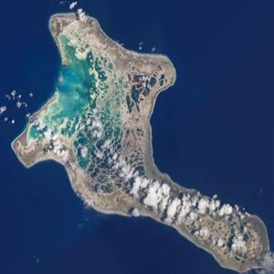 키리바시,중국,해수면,상승,태평양