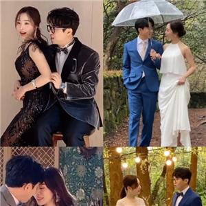 박성광,결혼식