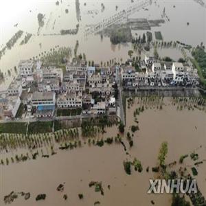 중국,홍수,창장,지난달,수위,유역