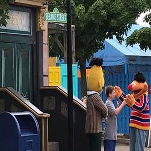 마스크,직원,놀이공원,착용