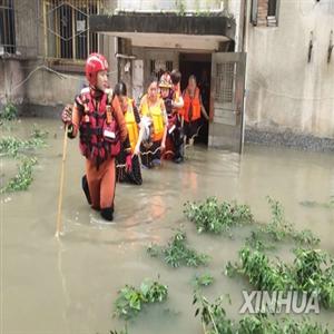 창장,지역,수위,이날,홍수